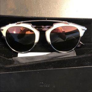 Dior So Real Sunglasses!! 🕶